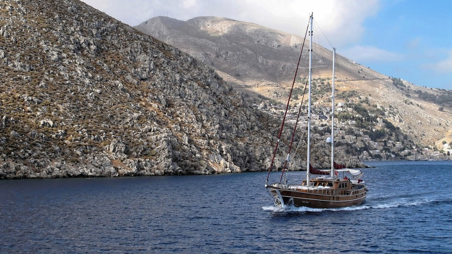 Symi (or Syme, or Simi) is a Greek island and municipality, part of the Dodecanese island chain. ...