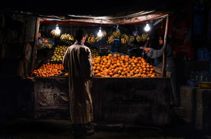oranges by ovosphotography - Food Markets Photo Contest
