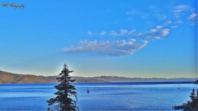 HDR Lake Tahoe
