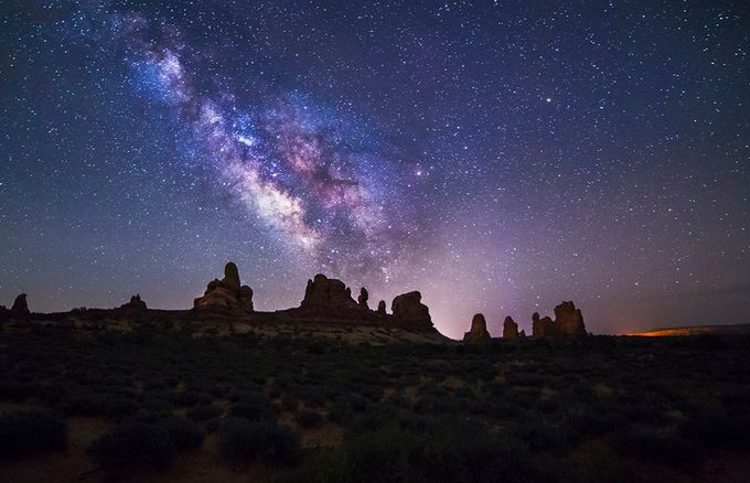 Night On Mars by bunlee - Tripod Required Photo Contest