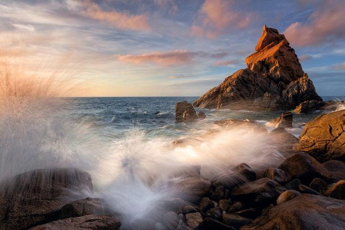 War Waves by antonioaleo - Alluring Landscapes Photo Contest
