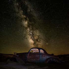 Bodie, Night Time