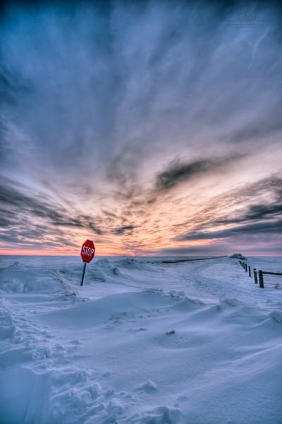 Winter Junction