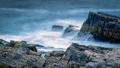 Misty Waves