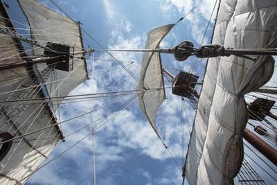 El Galeón´s sails