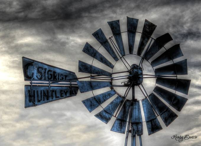 Calm Morn by randybenzie - 200 Windmills Photo Contest
