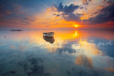 boat sanur