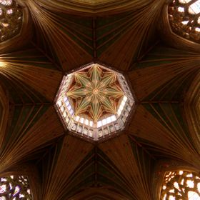 Ely Cathedral Ceiling
