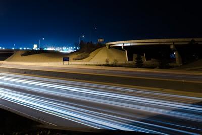 Freeway Lights