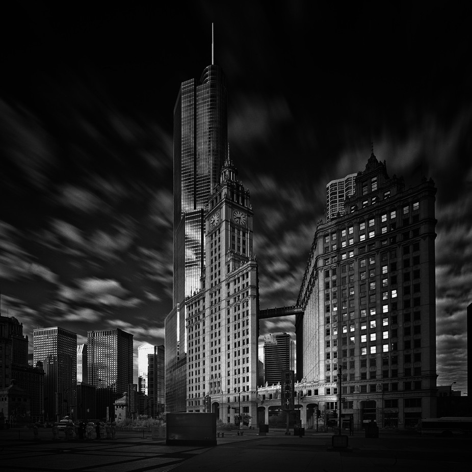 Long wrigley! by agefoto - Tall Structures Photo Contest