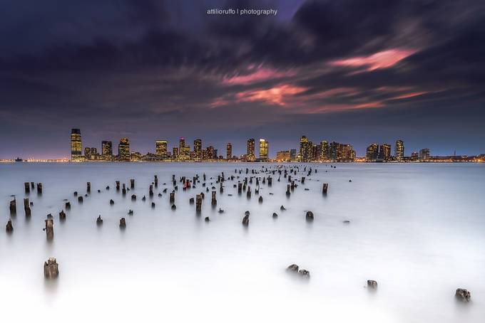 CityLights by attilioruffophotography - Tripod Required Photo Contest