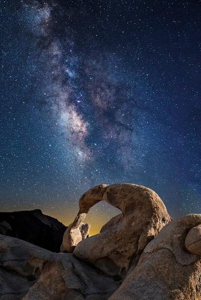Cosmic Arch