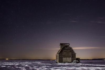 Starry Barn