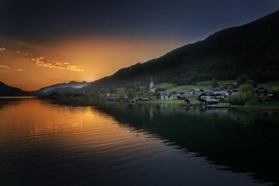 Techendorf Sunset