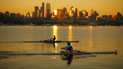 Morning in Seattle