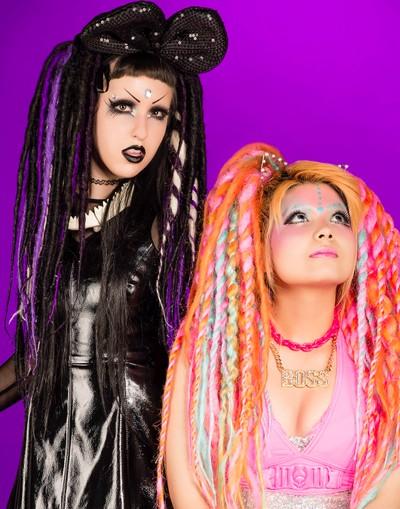 Kelly & Reiko