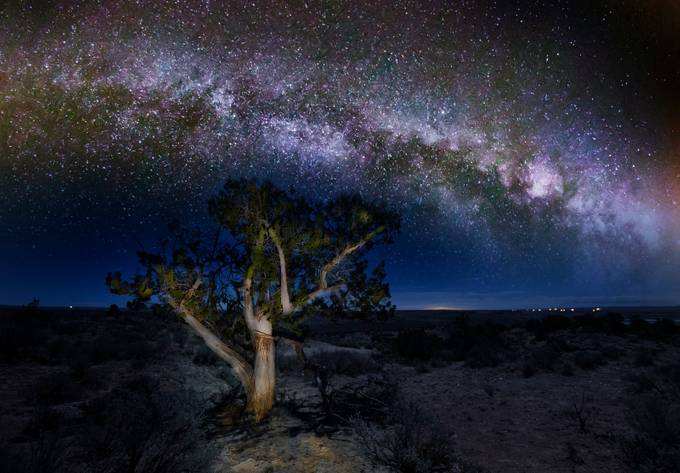 GigiJim08 Shares How She Captures The Natural Beauty Of The Night Sky