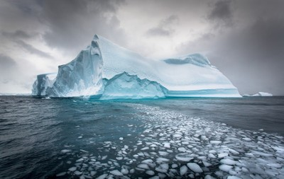 Behind The Lens With corindimopoulos - Incredible Antarctica Photo
