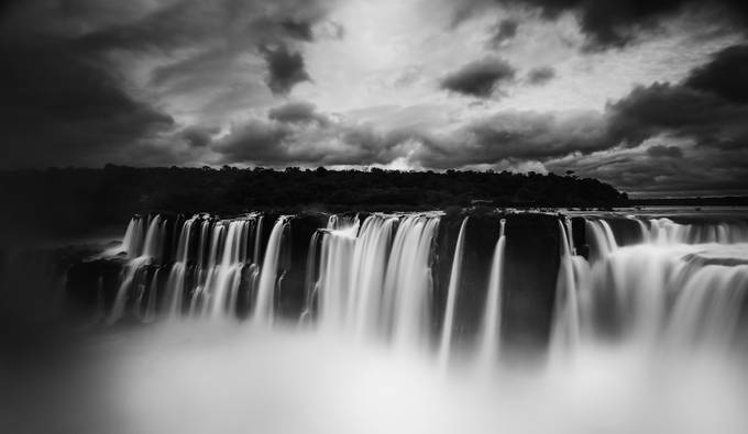 Iguazu Falls by CorinJamesPhotography - Tripod Required Photo Contest