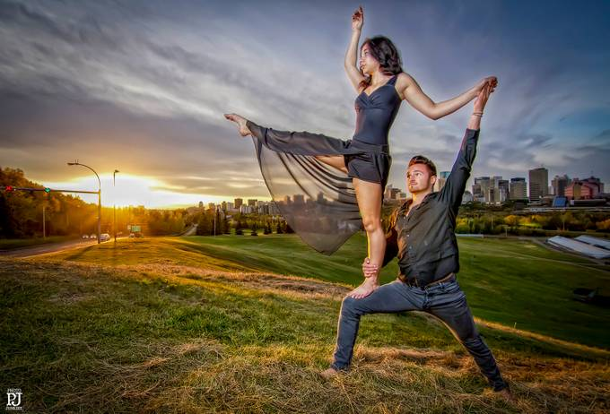 Sunset Routine by PhotoJunkiesAB - Fill Flash Photo Contest