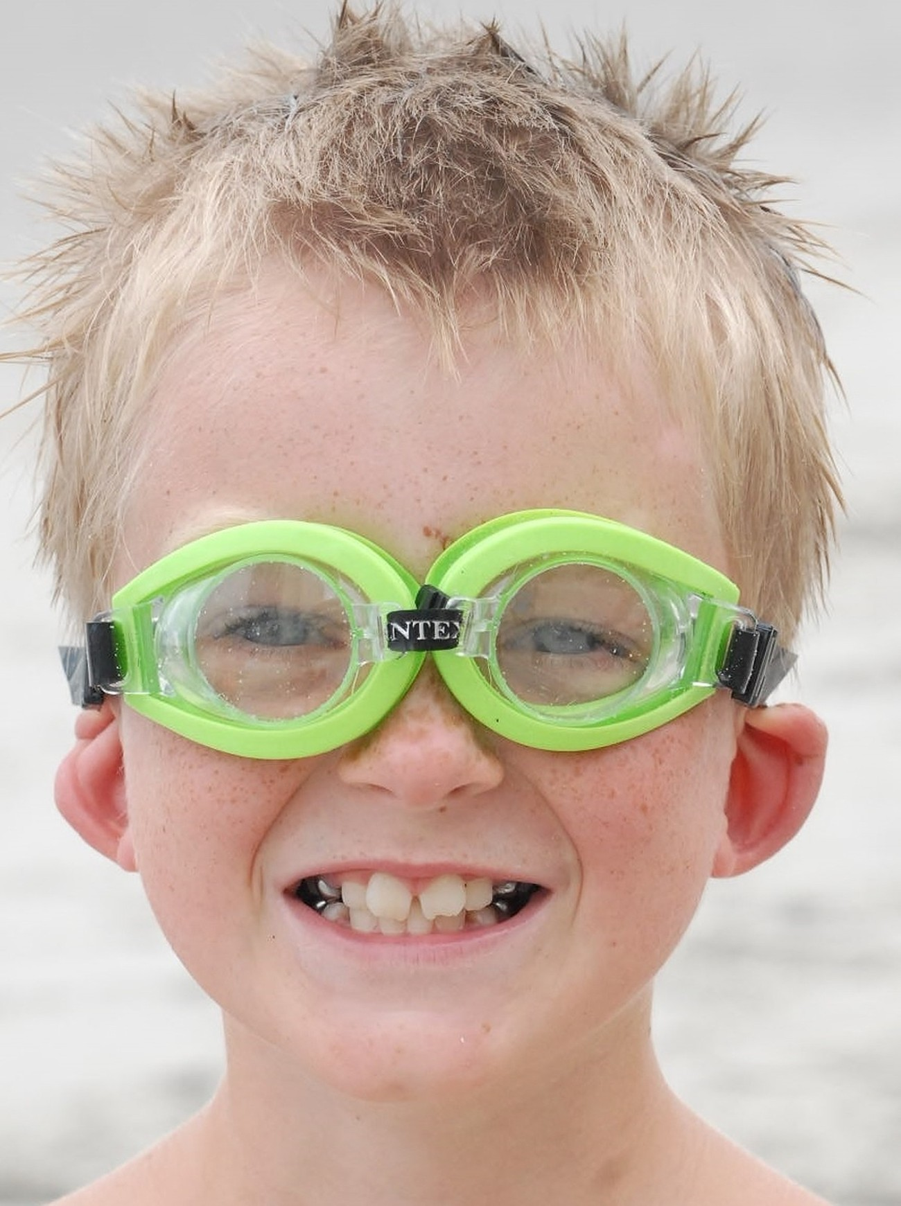 Goggles ON