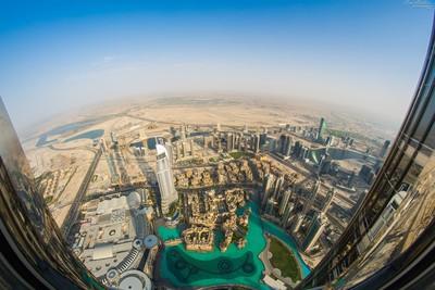 Roof of Dubai