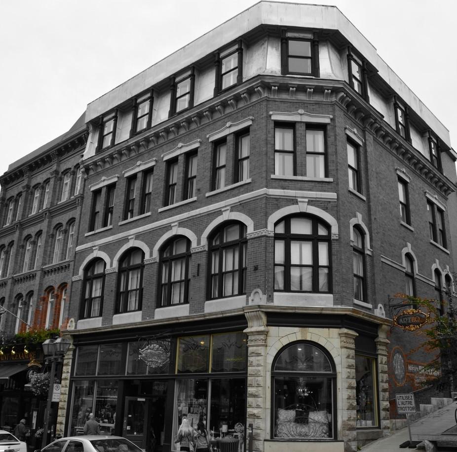 Old Quebec, Quebec Canada