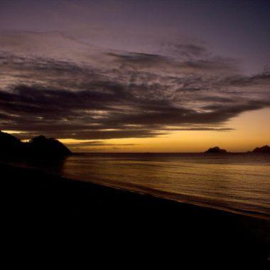 Sunset Collection (25) - Mana Island. Fiji