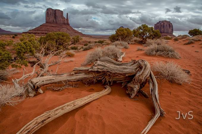Monument Valley by DutchTouch - Subjects On The Ground Photo Contest