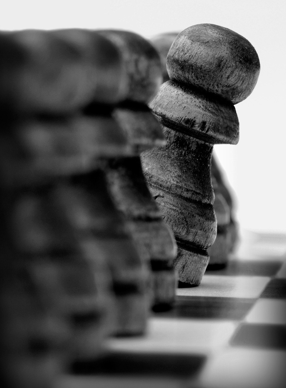 Breaking Rank by NickBPhotoUK - Shallow Depth Of Field Photo Contest