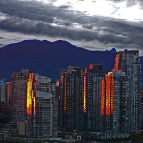 Vancouver Sunset 41