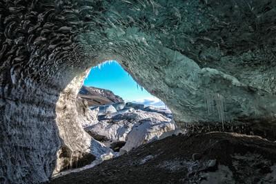 Icelandic Ice Cave