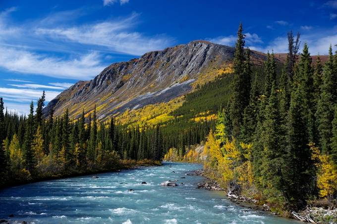 Wheaton River,Yukon Territory,Canada by NaturalExposure - The Beauty Of Nature Photo Contest