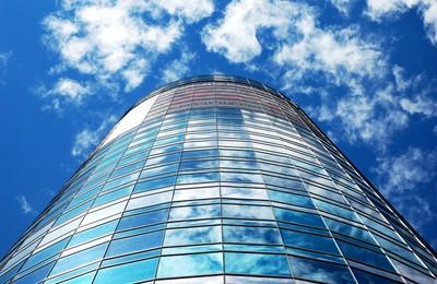 sky reflection