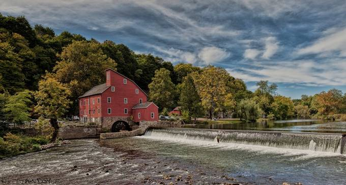Old Red Mill_2 by William_Doyle - Fstoppers Volume 5 Photo Contest