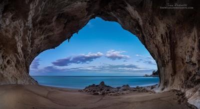 moon bay cave