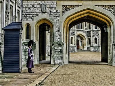 Royal Sentry