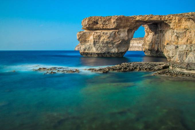 Azure Window by jonnywilliams - The Tourist Photo Contest
