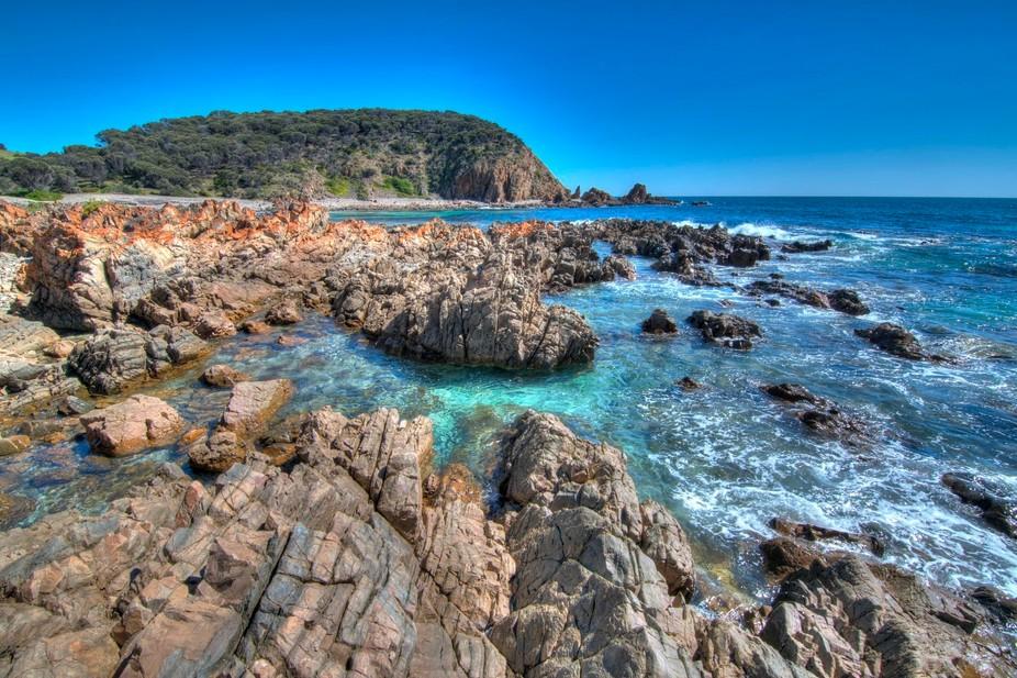 King George Beach, Kangaroo Island.