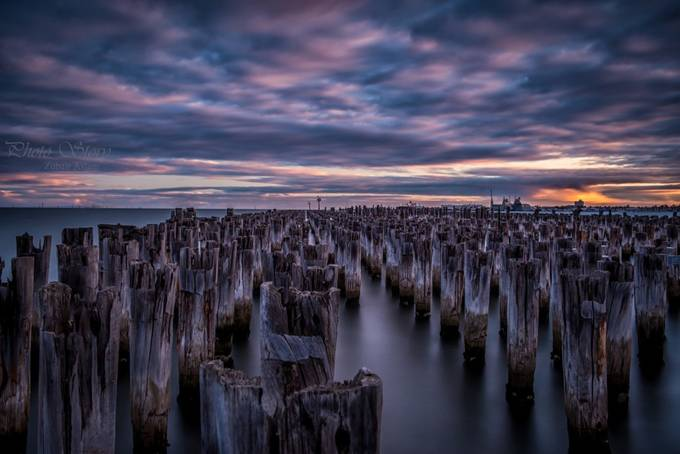 Princes Pier, Melbourne by zubairaslam - Tripod Required Photo Contest