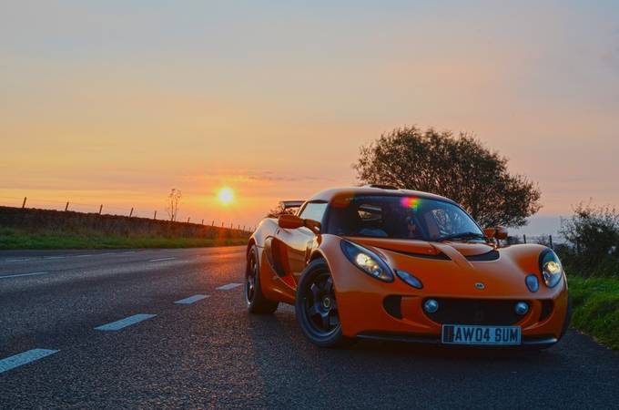 An orange with attitude by jakesmithard - Awesome Cars Photo Contest