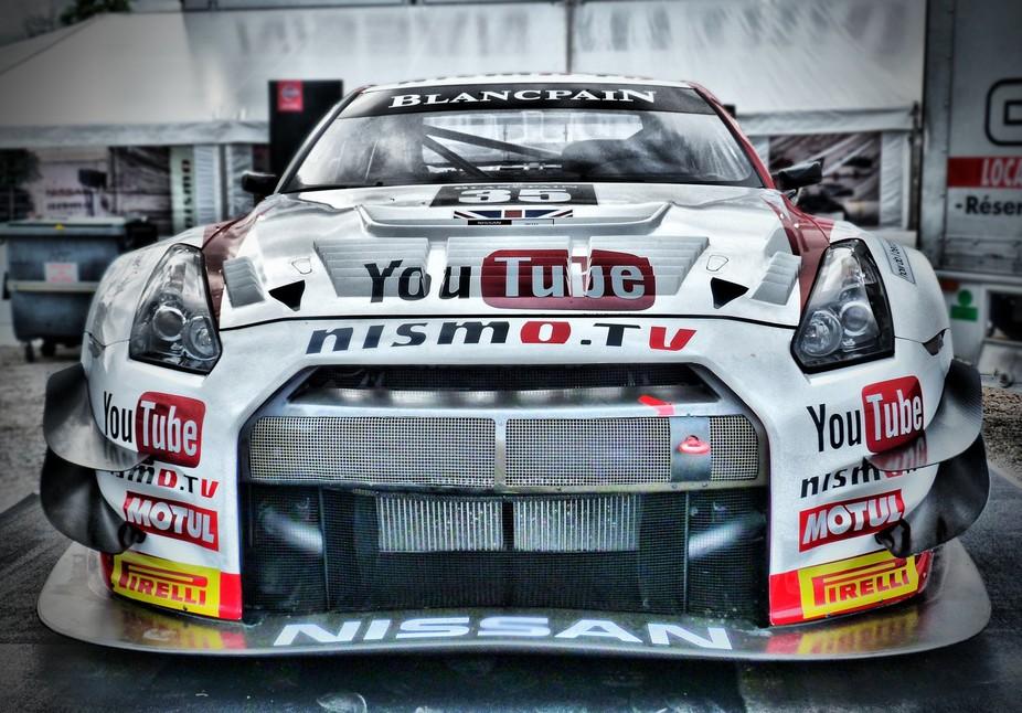 Nissan GTR Nismo at Le Mans 2013