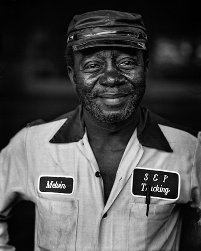 Melvin, Port of Huston, Texas_Roy Pope