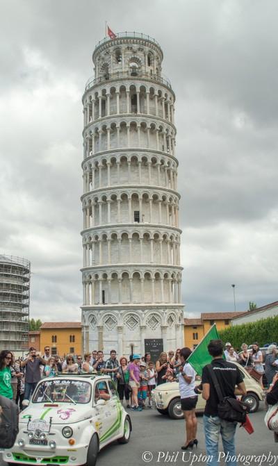 Pisa Race