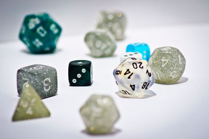 Dices by federicoferoldi - 300 Toys Photo Contest
