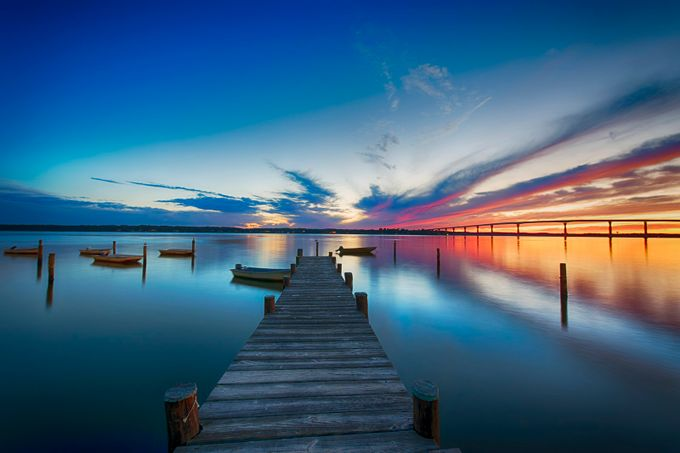 Tranquility by jasongerard - Light On Water Photo Contest