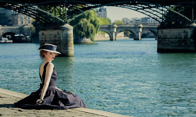 Paris Vintage Fashion by howardashton-jones - Paris Photo Contest