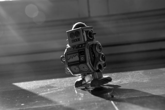 Forgotten Memories by gpower - 300 Toys Photo Contest