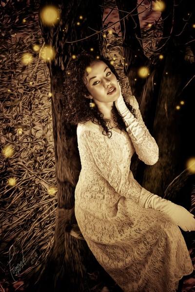 Lady Alexa of the Fireflies