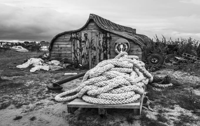 Rope Shed by StuartCowan - Dodho Volume 4 Photo Contest